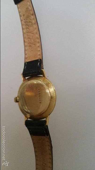Relojes - Zenith: Reloj ZENITH de cuerda señora de Oro solido 18K - Foto 2 - 57928644