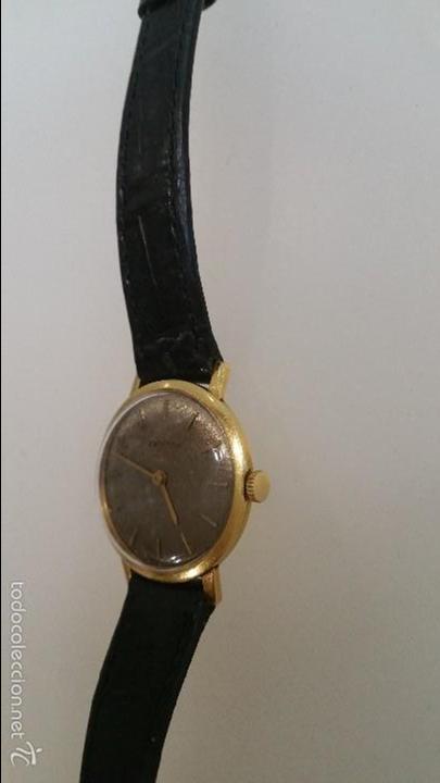 Relojes - Zenith: Reloj ZENITH de cuerda señora de Oro solido 18K - Foto 3 - 57928644