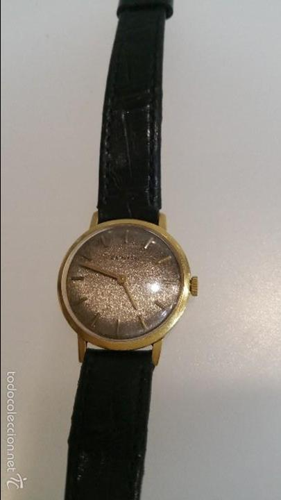 Relojes - Zenith: Reloj ZENITH de cuerda señora de Oro solido 18K - Foto 4 - 57928644