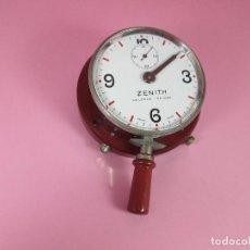 Relojes - Zenith: ANTIGUO CRONÓMETRO-SUIZA-ZENITH-LE LOCLE SUISSE-EXCELENTE ESTADO-FUNCIONANDO-RARO/ ESCASO-VER FOTOS. Lote 66442494