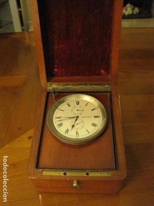 CRONOMETRO ZENITH (Relojes - Relojes Actuales - Zenith)