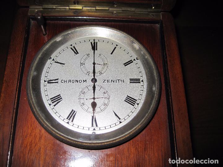 Relojes - Zenith: CRONOMETRO ZENITH - Foto 2 - 68498449