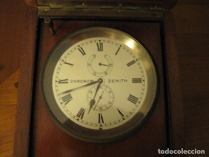 Relojes - Zenith: CRONOMETRO ZENITH - Foto 7 - 68498449