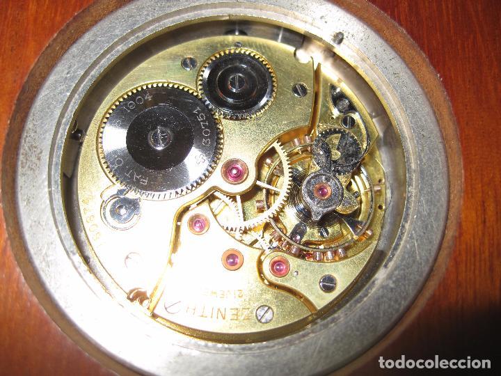 Relojes - Zenith: CRONOMETRO ZENITH - Foto 8 - 68498449