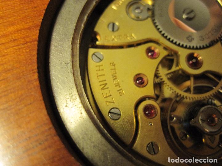 Relojes - Zenith: CRONOMETRO ZENITH - Foto 10 - 68498449