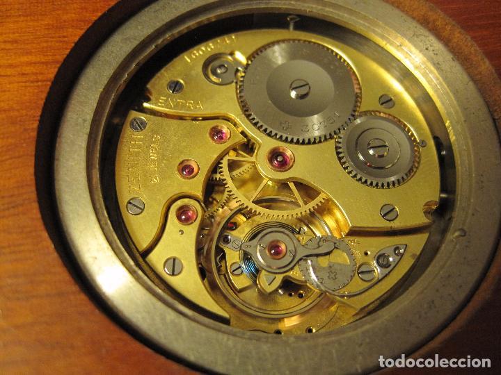 Relojes - Zenith: CRONOMETRO ZENITH - Foto 12 - 68498449