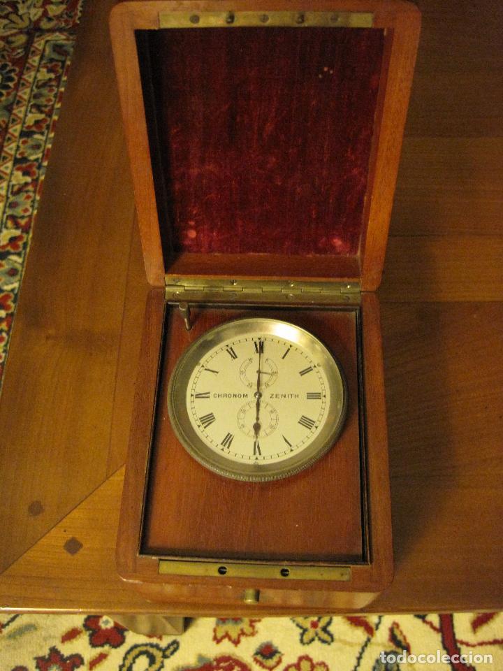 Relojes - Zenith: CRONOMETRO ZENITH - Foto 15 - 68498449