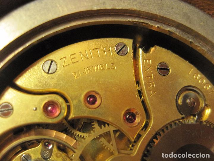 Relojes - Zenith: CRONOMETRO ZENITH - Foto 18 - 68498449