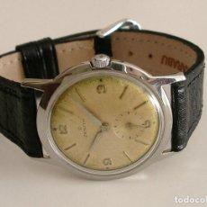 Relojes - Zenith: ANTIGUO ZENITH DE CUERDA AÑOS 60´S EN ESTADO ORIGINAL. Lote 101599887