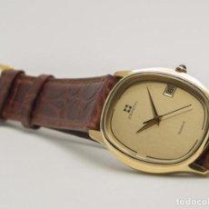 Relojes - Zenith: RELOJ ZENITH MOVADO EXTRAPLANO ORO 1970. Lote 101936203