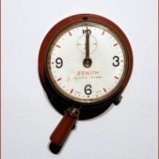Relógios - Zenith: ANTIGUO CRONOMETRO ZENITH LE LOCLE SUIZA CRONOGRAFO FUNCIONANDO. Lote 118974927