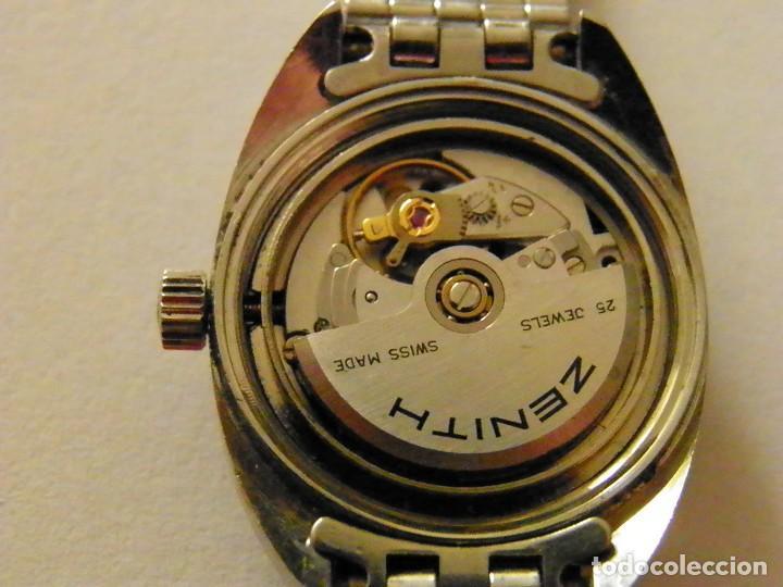 Relojes - Zenith: RELOJ ZENITH AUTOMATIC - Foto 5 - 128084191