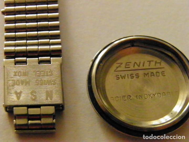 Relojes - Zenith: RELOJ ZENITH AUTOMATIC - Foto 6 - 128084191