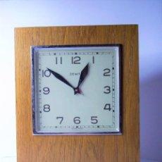Relógios - Zenith: RARO RELOJ HUCHA ZENITH. ESTILO ART-DECO. MUY BUEN ESTADO ESTETICO. FUNCIONA BIEN. ENVIO GRATIS.. Lote 129320135