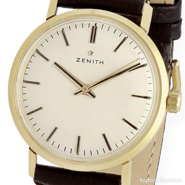 Relojes - Zenith: Zenith Modelo 2532 de Oro 18k Reloj para Caballero - Foto 2 - 138748378