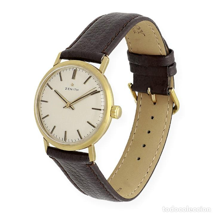 Relojes - Zenith: Zenith Modelo 2532 de Oro 18k Reloj para Caballero - Foto 3 - 138748378
