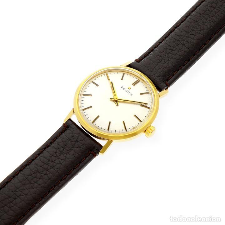 Relojes - Zenith: Zenith Modelo 2532 de Oro 18k Reloj para Caballero - Foto 4 - 138748378