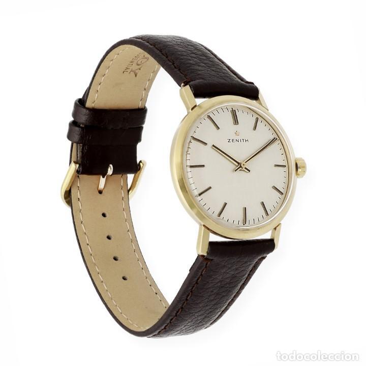 Relojes - Zenith: Zenith Modelo 2532 de Oro 18k Reloj para Caballero - Foto 5 - 138748378