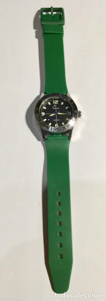 Relojes - Zenith: HEAD (MARCA DEPORTIVA ) CAJA DE ACERO, 34 M/M.Ø MAQUINA MIYOTA QUARTZ. PULSERA NUEVA ( VER FOTOS ) - Foto 2 - 138804578