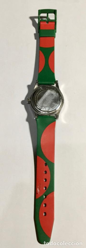 Relojes - Zenith: HEAD (MARCA DEPORTIVA ) CAJA DE ACERO, 34 M/M.Ø MAQUINA MIYOTA QUARTZ. PULSERA NUEVA ( VER FOTOS ) - Foto 5 - 138804578