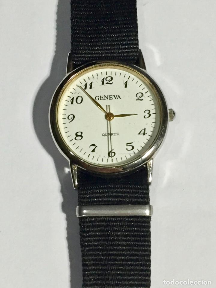 RELOJ GENEVA QUARTZ 32,4 M/M.Ø CORREA NUEVA. (Relojes - Relojes Actuales - Zenith)