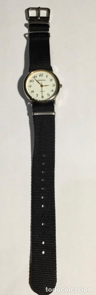 Relojes - Zenith: RELOJ GENEVA QUARTZ 32,4 M/M.Ø CORREA NUEVA. - Foto 2 - 138811570