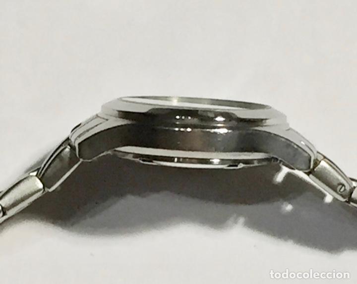 Relojes - Zenith: FANTASTICO VICEROY QUARTZ DE MUJER REF.46212, CALENDARIO , TODO DE ACERO BUENO.PULSERA MAX.165 M/M. - Foto 3 - 138815294