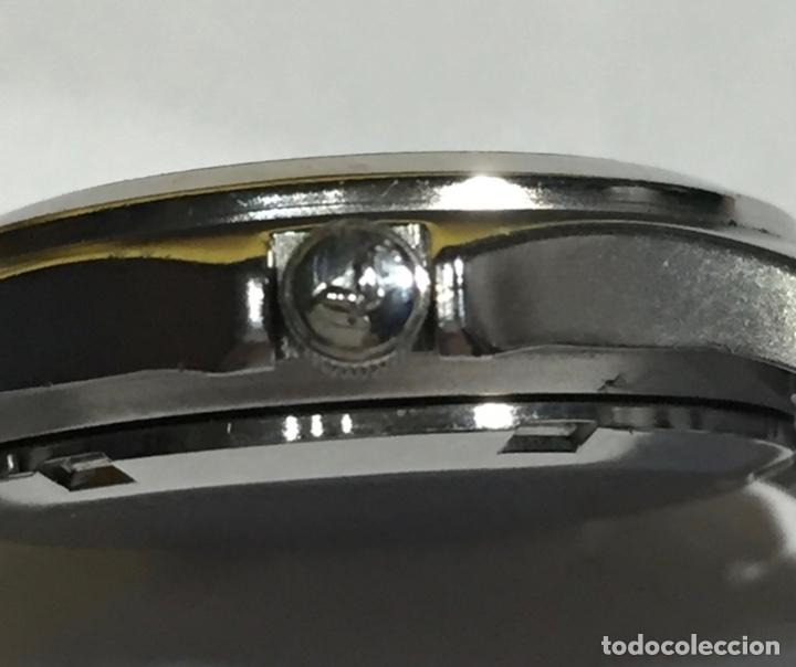 Relojes - Zenith: FANTASTICO VICEROY QUARTZ DE MUJER REF.46212, CALENDARIO , TODO DE ACERO BUENO.PULSERA MAX.165 M/M. - Foto 6 - 138815294