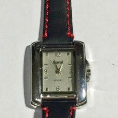 Relojes - Zenith: RELOJ DE SRA SAMI,MAQUINA MIYOTA QUARTZ .26X 30 M/M. COMO NUEVO.. Lote 138817246