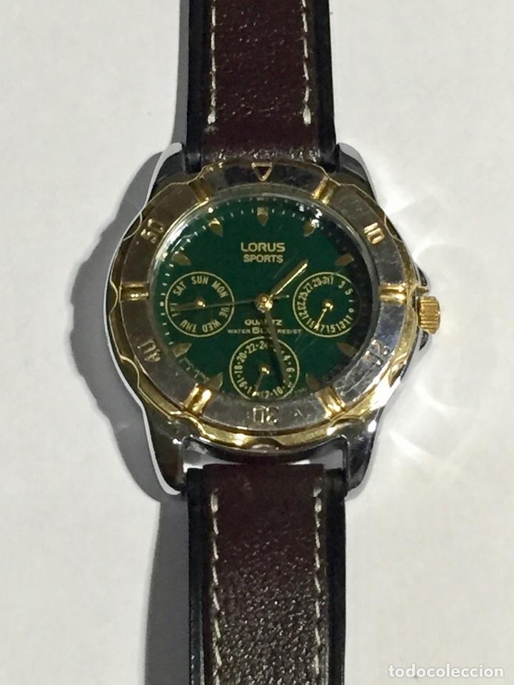 LORUS QUARTZ DE MUJER/CADET,32 M/M./Ø- MULTIFUNCION,MECANISMO SIOJIRI ( EL QUE MONTA SEIKO ) (Relojes - Relojes Actuales - Zenith)