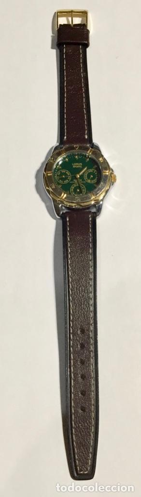 Relojes - Zenith: LORUS QUARTZ DE MUJER/CADET,32 M/M./Ø- MULTIFUNCION,MECANISMO SIOJIRI ( EL QUE MONTA SEIKO ) - Foto 2 - 138818434