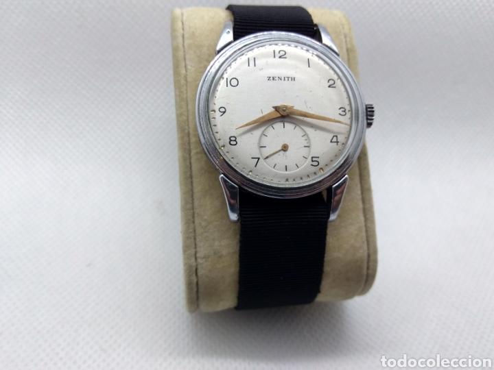 ZENITH CAL. 126 (Relojes - Relojes Actuales - Zenith)