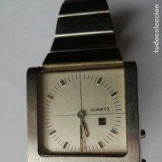 Relógios - Zenith: RELOJ VINTAGE ZENITH FUTUR TIME COMMAND CIRCA 1975 - NO FUNCIONA, FALTA 1 CONTACTO DE LA PILA. Lote 141347862