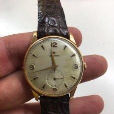 Relógios - Zenith: ZENITH STAR DE ORO 18 K PARA CABALLERO, RELOJ ANTIGUO FUNCIONANDO VINTAGE. Lote 148782146