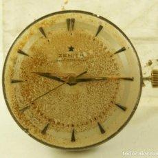 Relógios - Zenith: RARO CALIBRE ZENITH 133.8 BUMPER CON ESFERA AGUJAS Y CORONA. Lote 148897914