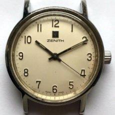 Relojes - Zenith: RELOJ ZENITH MANUAL. CABALLERO CAL 2562. FUNCIONANDO PERFECTO. Lote 152594574