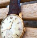 Relojes - Zenith: RELOJ ZENITH CLÁSICO DE ORO 18 KILATES PARA CABALLERO ESFERA DE 40 MM. Lote 155791486