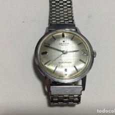 Relógios - Zenith: RELOJ ZENITH 3600 AUTOMATIC ACERO. Lote 166574222