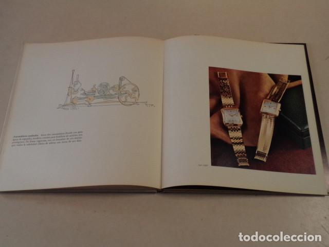 Relojes - Zenith: RELOJES ZENITH - LIBRO CONMEMORATIVO - AÑO 1959 - Foto 5 - 168093948