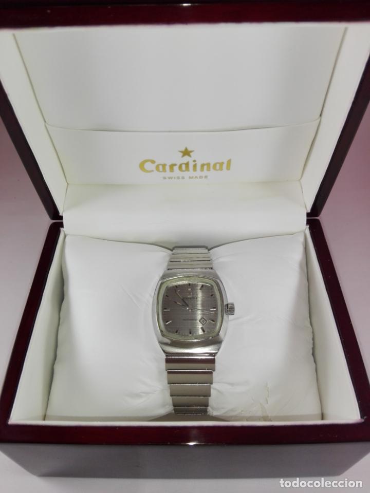 Relojes - Zenith: 13/Reloj-Zenith Automatic-Suíza-Señora-Potente-Excelente estado-Pesado-POTENTE-Revisado-Funcionando- - Foto 2 - 173205493