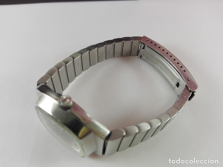 Relojes - Zenith: 13/Reloj-Zenith Automatic-Suíza-Señora-Potente-Excelente estado-Pesado-POTENTE-Revisado-Funcionando- - Foto 7 - 173205493