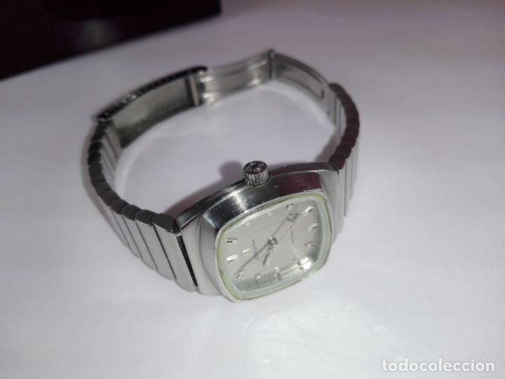 Relojes - Zenith: 13/Reloj-Zenith Automatic-Suíza-Señora-Potente-Excelente estado-Pesado-POTENTE-Revisado-Funcionando- - Foto 13 - 173205493