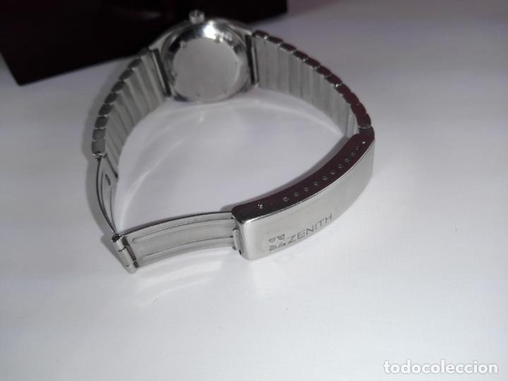 Relojes - Zenith: 13/Reloj-Zenith Automatic-Suíza-Señora-Potente-Excelente estado-Pesado-POTENTE-Revisado-Funcionando- - Foto 14 - 173205493