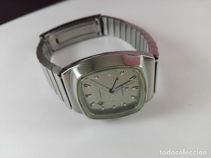 Relojes - Zenith: 13/Reloj-Zenith Automatic-Suíza-Señora-Potente-Excelente estado-Pesado-POTENTE-Revisado-Funcionando- - Foto 16 - 173205493