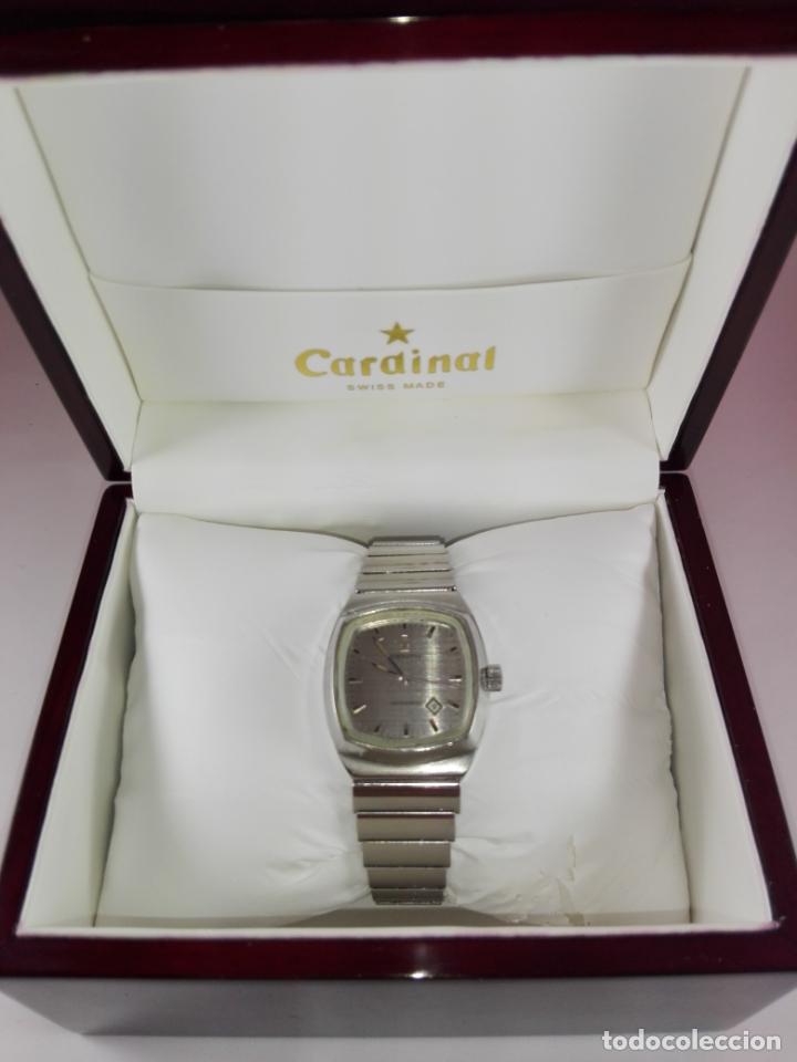 Relojes - Zenith: 13/Reloj-Zenith Automatic-Suíza-Señora-Potente-Excelente estado-Pesado-POTENTE-Revisado-Funcionando- - Foto 19 - 173205493