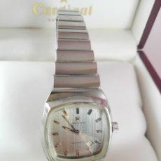 Relojes - Zenith: N13-RELOJ-ZENITH AUTOMATIC-SUÍZA-SEÑORA-POTENTE-EXCELENTE ESTADO-PESADO-REVISADO-FUNCIONANDO. Lote 173205493