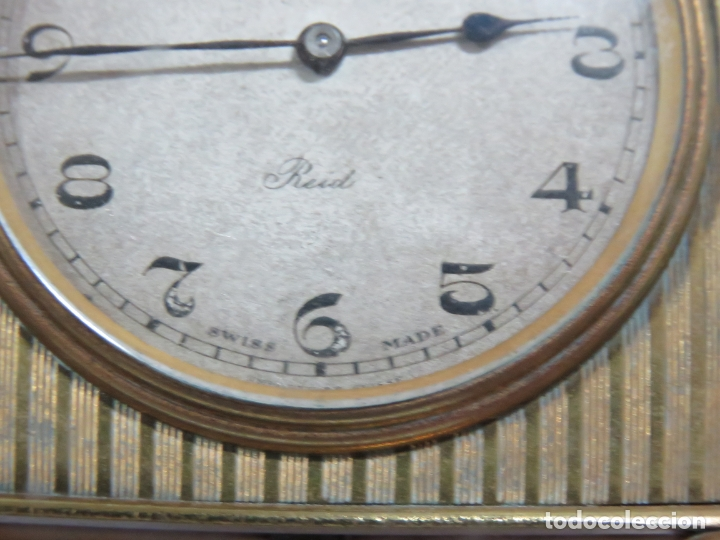 Relojes - Zenith: PRECIOSO RELOJ DE VIAJE DE LA MARCA ZENITH DE 8 DIAS EN SU CAJA ORIGINAL Y FUNCIONA PERFECTO, 1920 - Foto 13 - 174929793