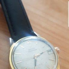 Relógios - Zenith: RELOJ DE COLECCIÓN ZENITH AUTOMÁTICO GRAN TAMAÑO MIDE 4CM SISTEMA BUMPER AÑO 1950 FUNCIONA MIRA . Lote 174952977