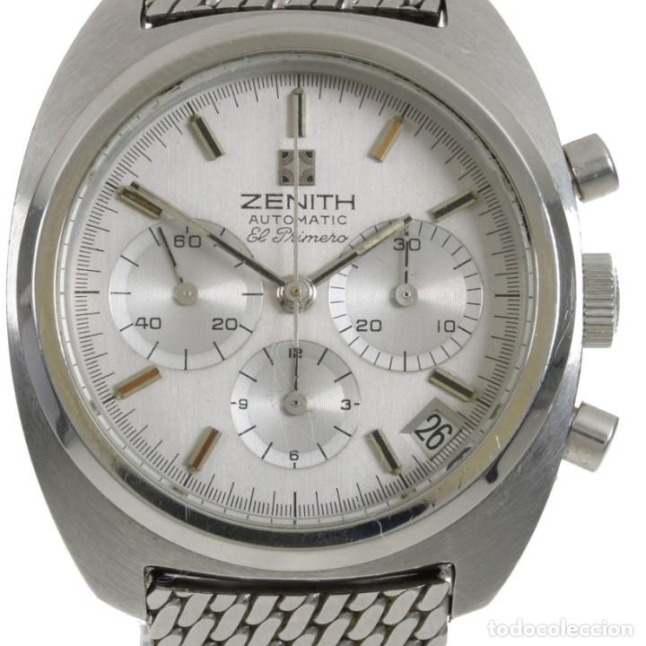 ZENITH EL PRIMERO 1970S REF 01-2010-415 + CAJA (Relojes - Relojes Actuales - Zenith)