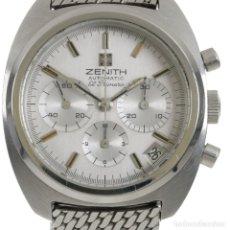 Relojes - Zenith: ZENITH EL PRIMERO 1970S REF 01-2010-415 + CAJA. Lote 175615078